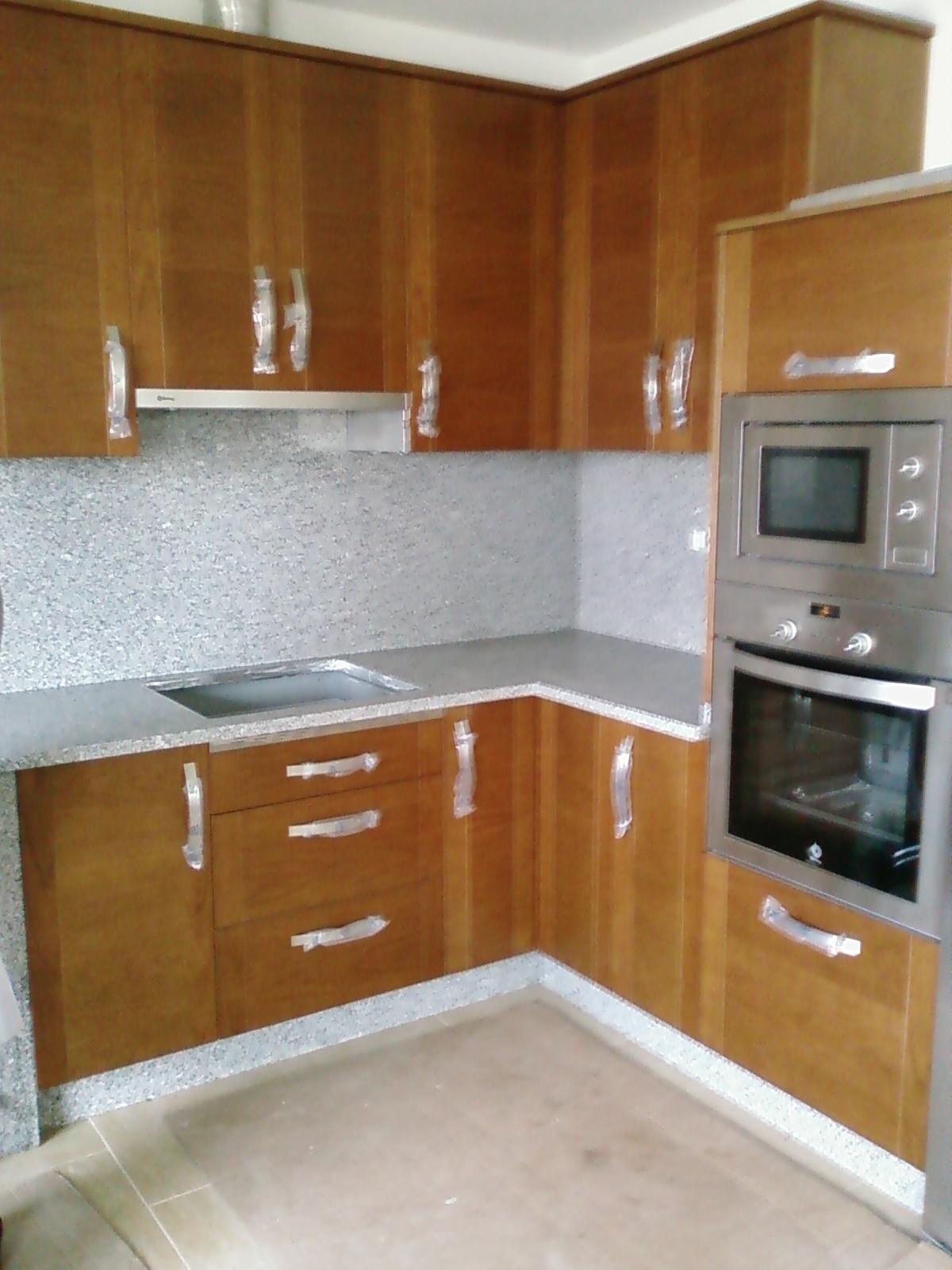 Encimeras de cocina y ba o tecnigranit for Encimeras de cocina