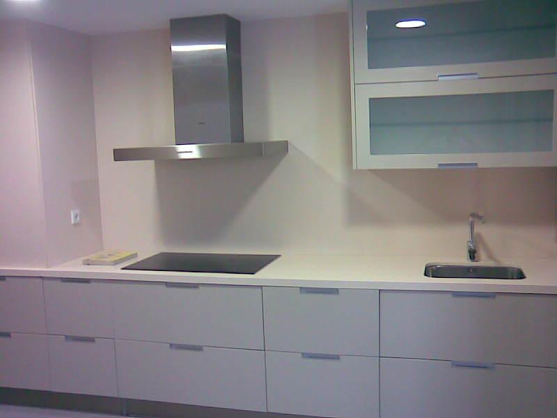 Encimeras de cocina y ba o tecnigranit - Mesas de cocina de silestone ...